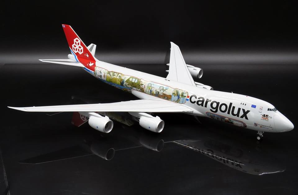"""Boeing 747-8F """"Cutaway Livery"""""""