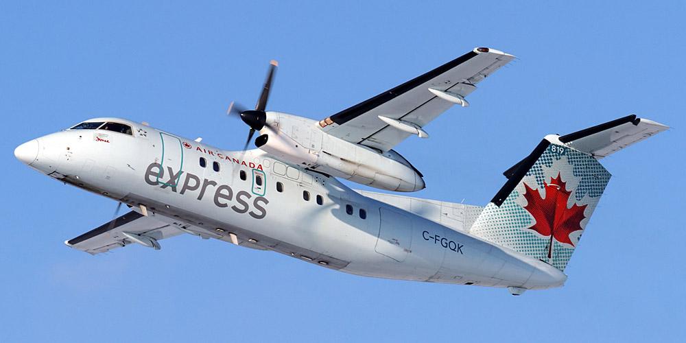 Jazz Aviation airline