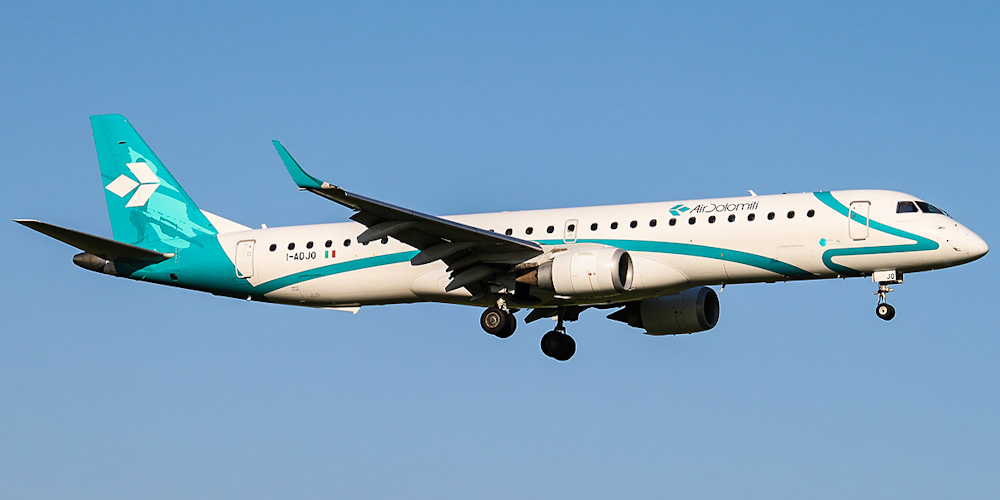 Air Dolomiti airline