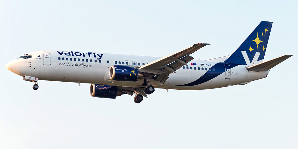 Valorfly airline