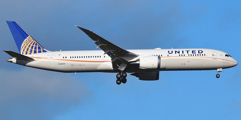 Boeing 787-9- пассажирский самолет. Фото, характеристики, отзывы.