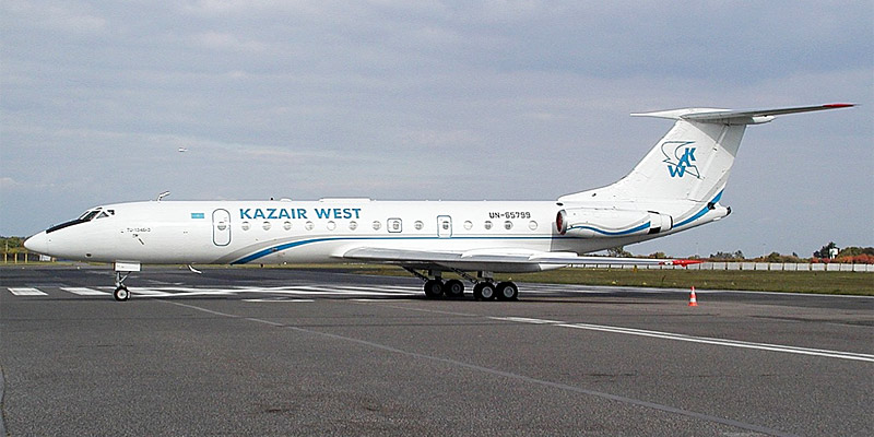 Kazair West airline