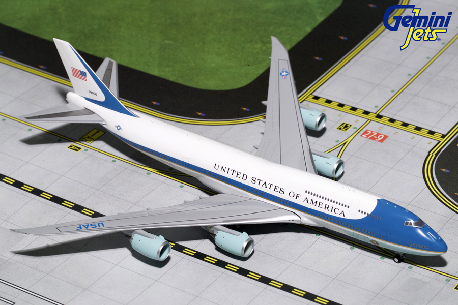 "Boeing 747-81 ""Air Force One"""