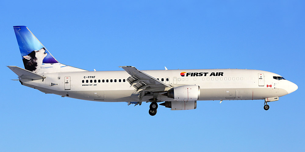 First Air airline
