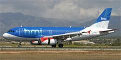 Авиакомпания Bmi