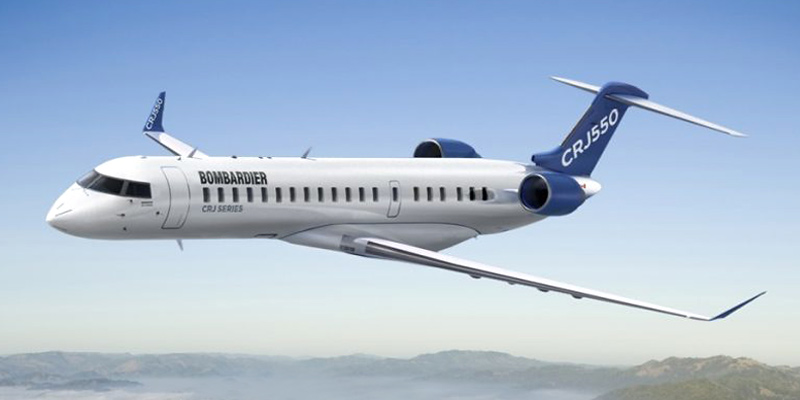 Bombardier CRJ-550- passenger aircraft. Photos, characteristics, reviews.