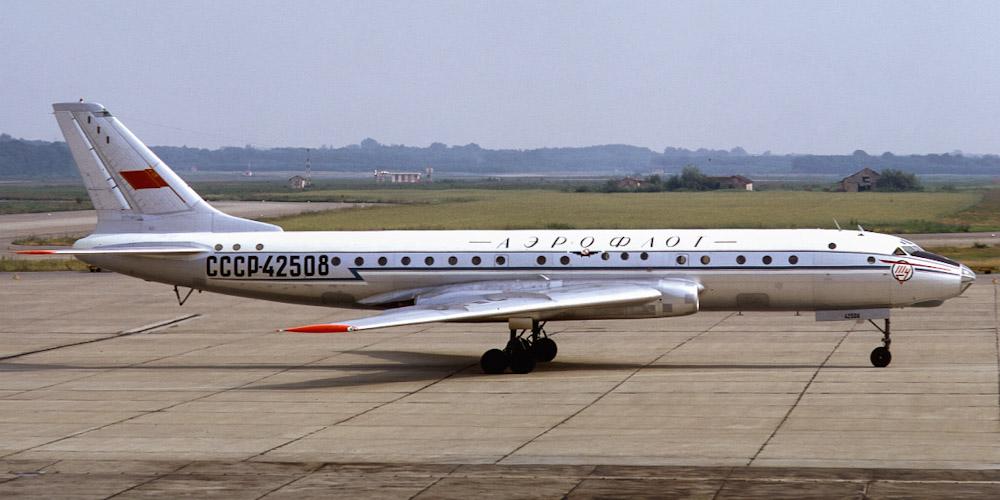 Туполев Ту-104- пассажирский самолет. Фото, характеристики, отзывы.