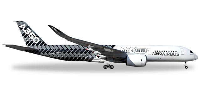 "Airbus A350 XWB ""Carbon color"""