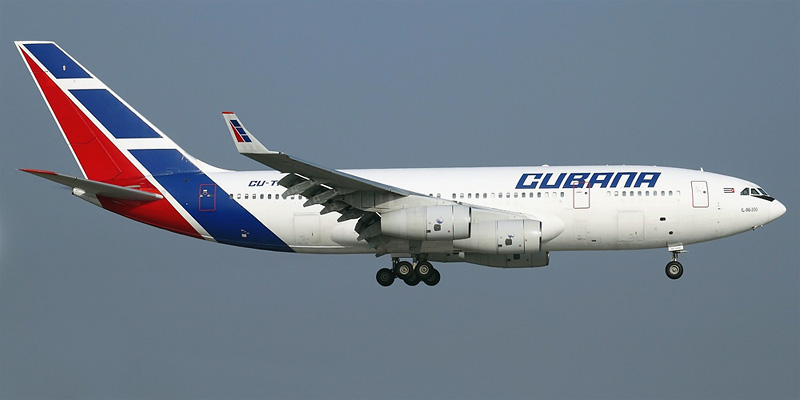 Cubana de Aviacion airline