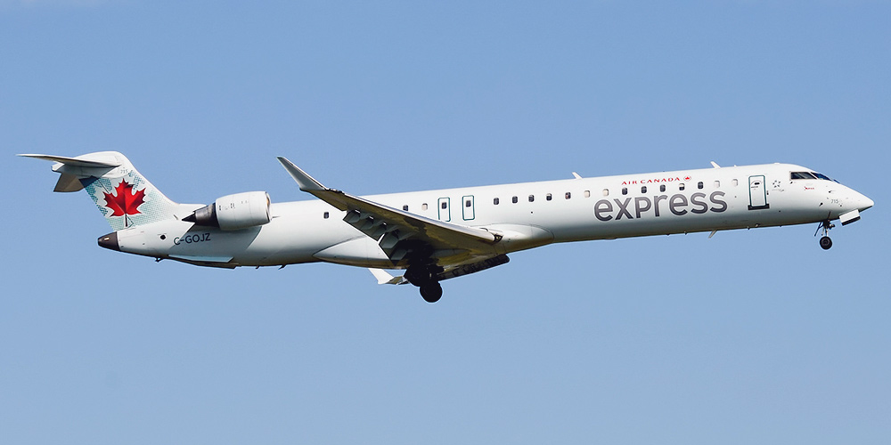 Bombardier CRJ-705- passenger aircraft. Photos, characteristics, reviews.