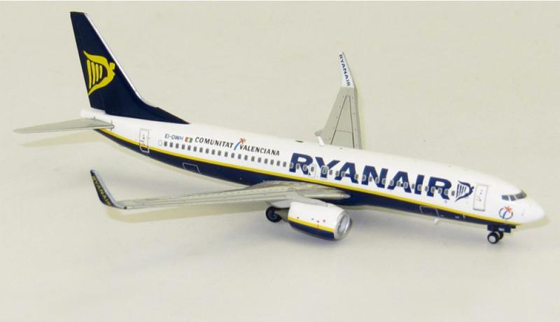"Boeing 737-800 ""Comunitat Valenciana"""