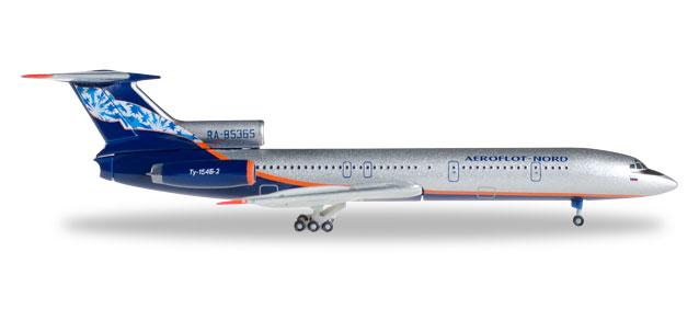Туполев Ту-154Б-2