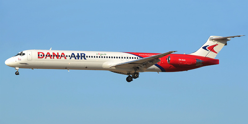Dana Air airline